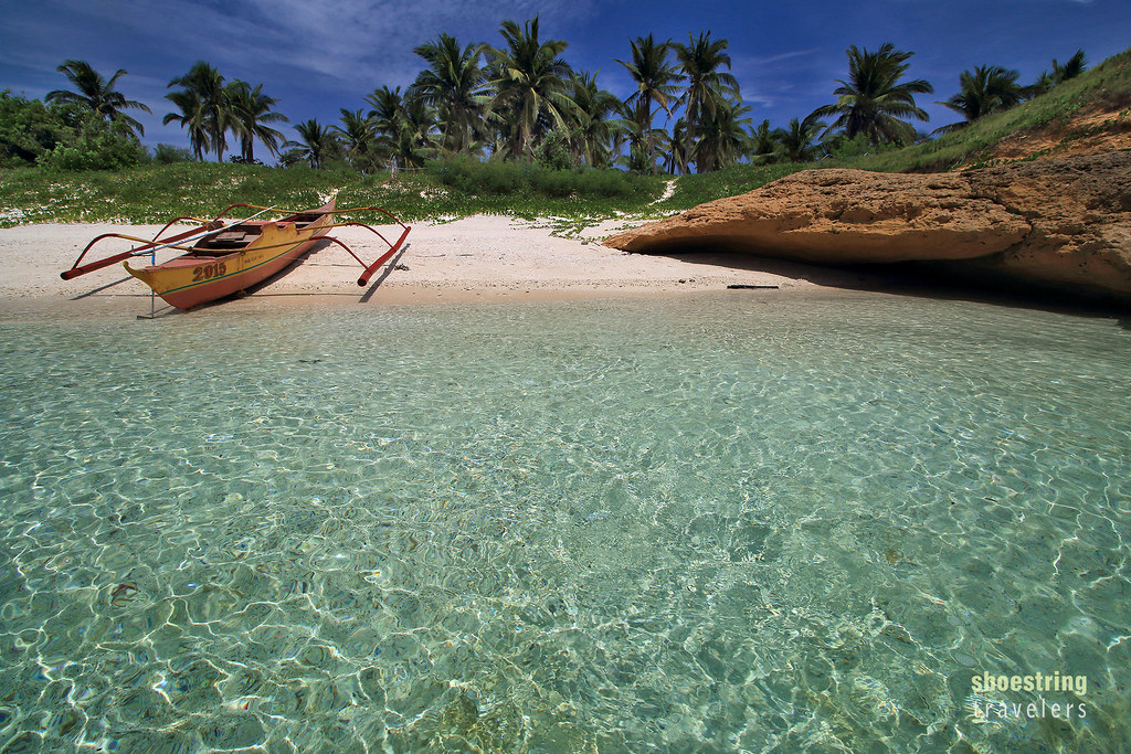 Crystal Waters, Tinalisayan Island