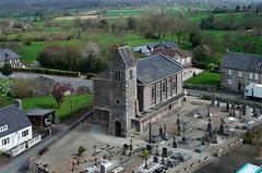Eglise Sainte Anne de Vilebaudon (Manche-FR) - Photo of Villebaudon