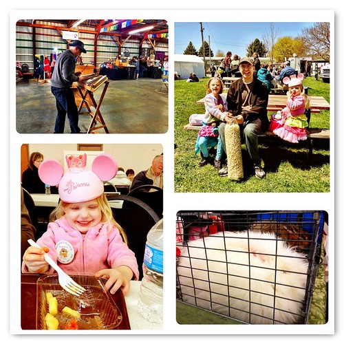 Mother's Day Sheep and Yarn Festival