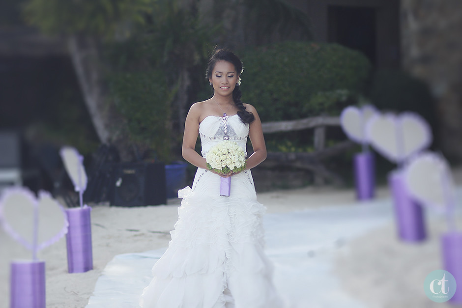 Cebu Destination Wedding Photography, Cebu Costabella Tropical Beach