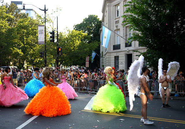 pride parade washington dc my fair vanity style blog