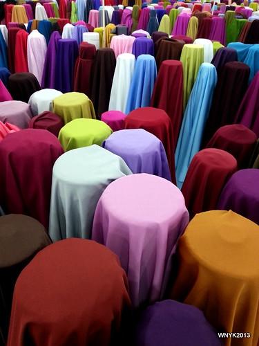 Textile Terrain