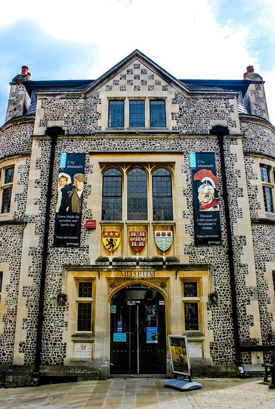 Winchester City Museum de Winchester