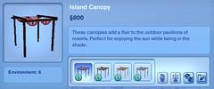 Island Canopy