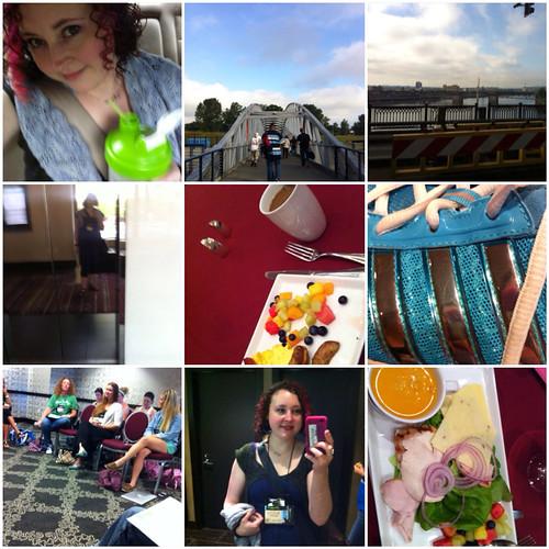 fitbloggin day 2, part 1