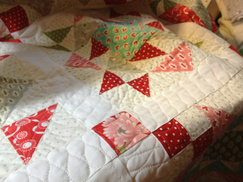sashing quilting