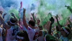 2013 07 07 Color Run Zwolle