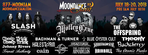 07/17 - 20/13 Moondance Jam 22 @ Walker, MN