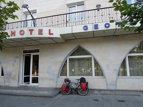 ゴリのホテル