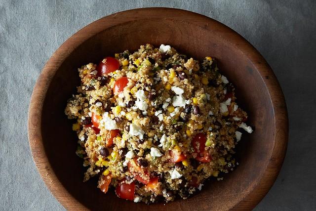 Southwestern Quinoa Salad from Food52