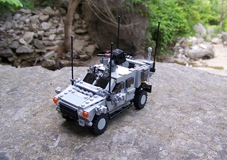 MRAP All-Terrain Vehicle
