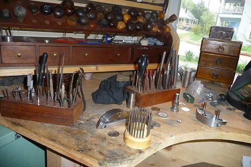 Ron Landis workshop