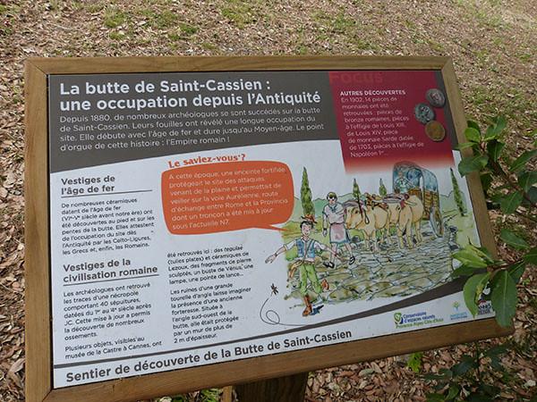 butte de SAint-CAssien