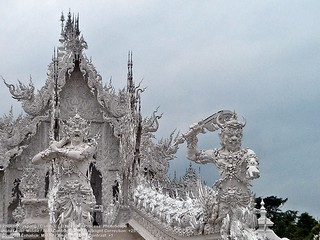 Wat Rong Khun (วัดร่องขุ่น)