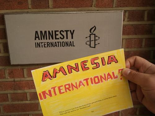 Amnesia International