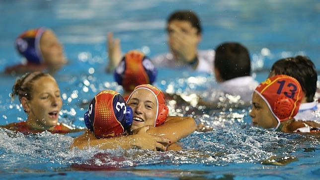 waterpolo femenino