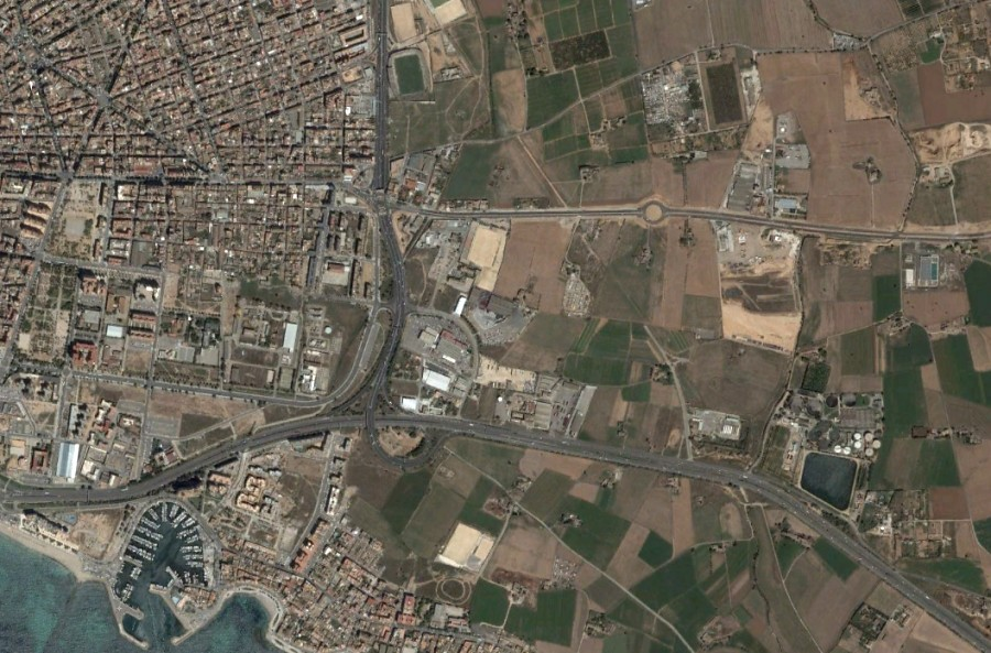 Palma de Mallorca, Islas Baleares, Illes Balears, Mallorba, antes, urbanismo, planeamiento, urbano, desastre, urbanístico, construcción