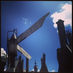 I shall miss Hogsmeade and Hogwarts