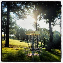 #3 #YellowCourse  @GrandVuePark #DiscGolf #GrowTheSport