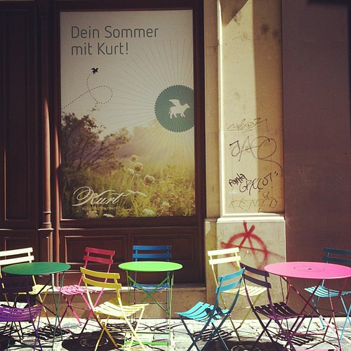 Summer chairs!