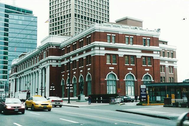 Vancouver (West Cordova Street) Station