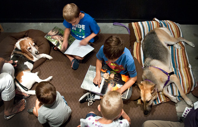 PAWS Reading Program