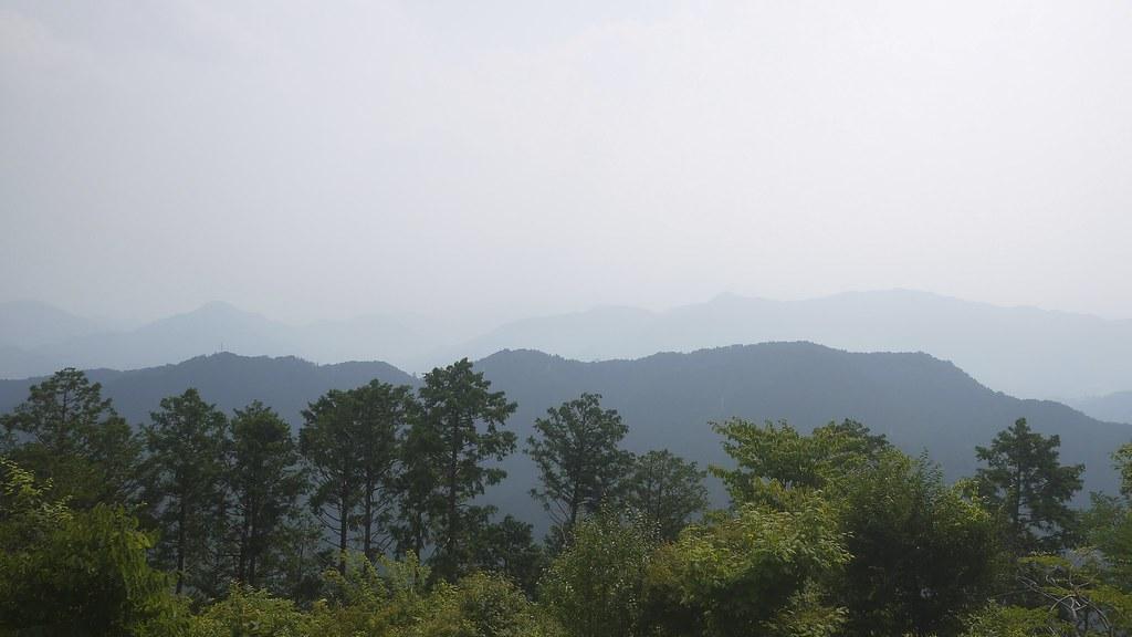 Mt. Takao Peak