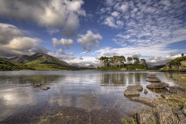 Pine Island, Derryclare Lough | Connemara, Ireland