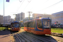 Moscow tram 71-623 5613