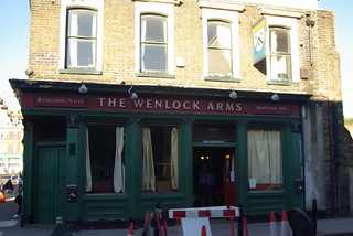 Wenlock Arms, Hoxton, London