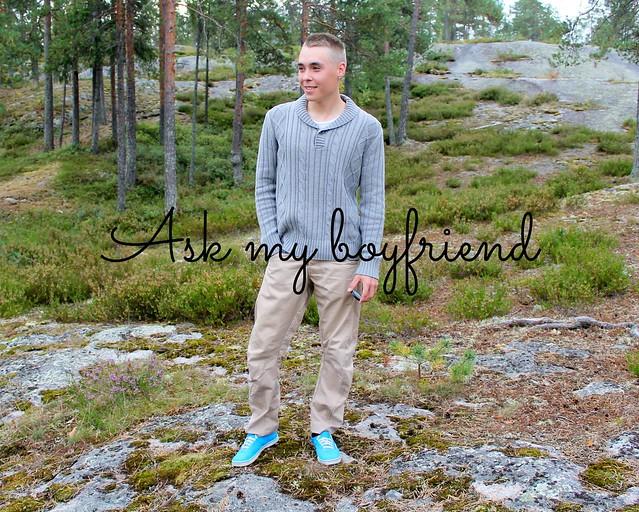 poikaystävä