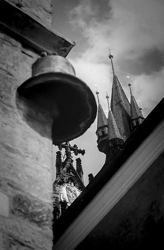 Prague by Zdenek Papes