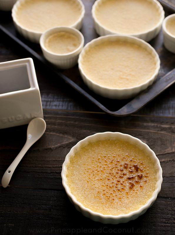 Classic Creme Brulee #LiveLikeJulia www.pineappleandcoconut (2)