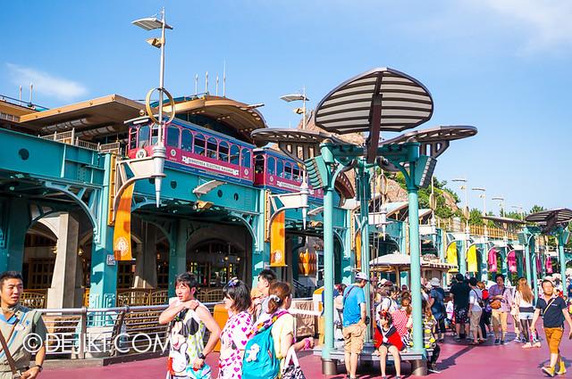 Tokyo DisneySea - Port Discovery
