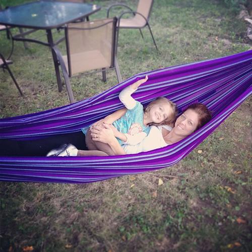 Hammock cuddles