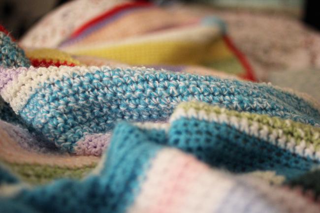 Cosy blanket