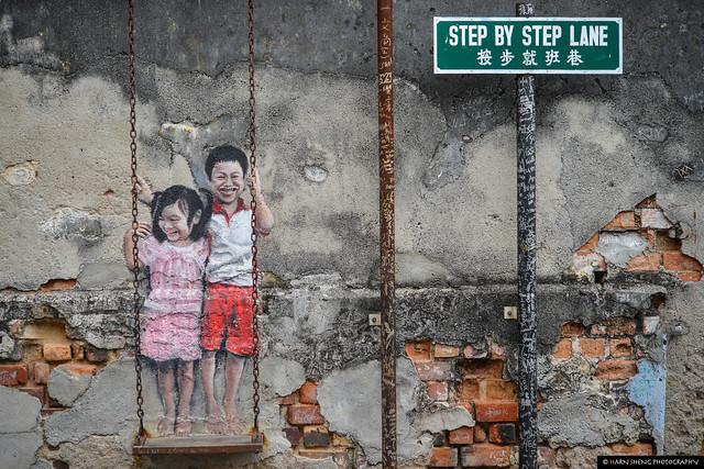 Street Art - Ernest Zacharevic