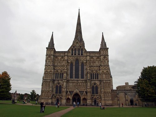 Salisbury Cathedral (1)