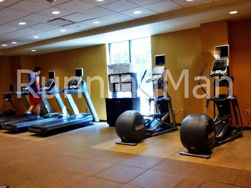 Hilton North Hotel 06 - Gymnasium