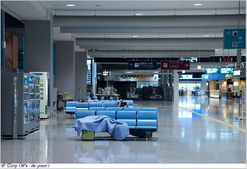 2013-09 京都自由行-機場過夜-9
