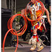 Alberta Culture Days 2013 - Kick Off Party - hoop dancer