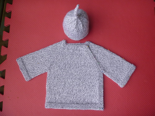 Kfb Knitting Help : Fo baby sweater hat and socks what cha knittin