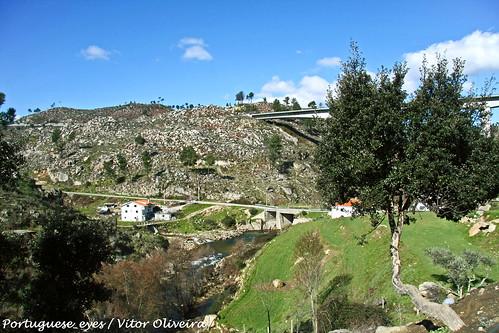 Vale do Rio Tinhela - Portugal