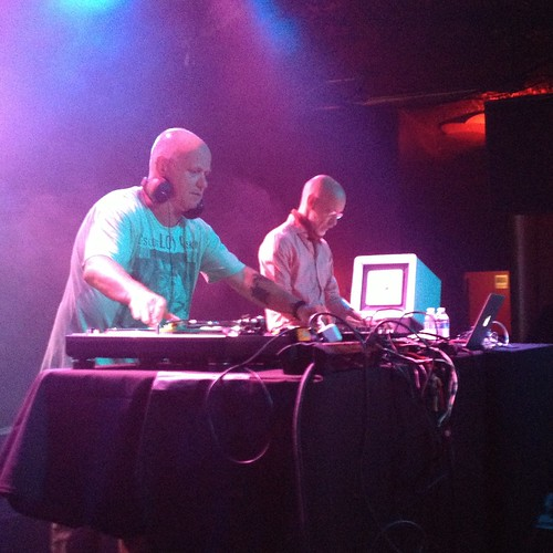 The Orb at Decibel Festival 2013