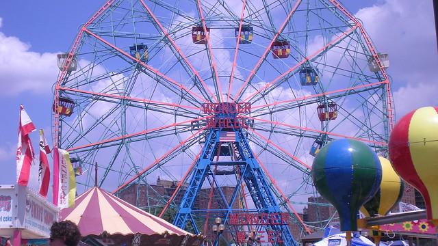 Coney Island Ferris Wheel Hours