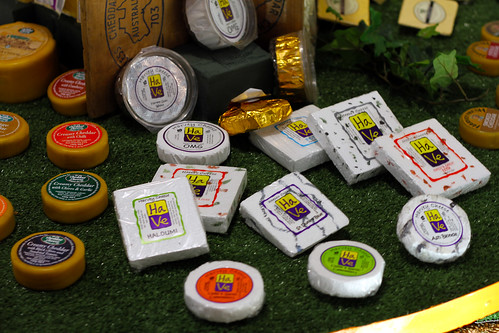 Perth Royal Show 2013 - Harvey Styrofoam Cheese