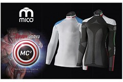 MICO - nepodceňujte funkční vrstvu lyžařského oblečení