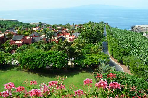 Villas, Abama Hotel, Playa San Juan, Tenerife