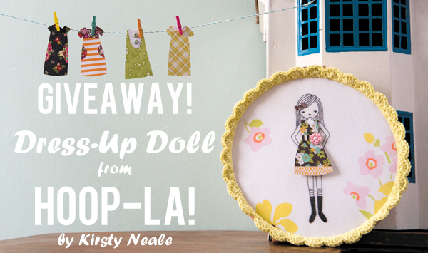 Hoop-La! by Kirsty Neale, blog tour giveaway at www.emmallamb.com | Emma Lamb