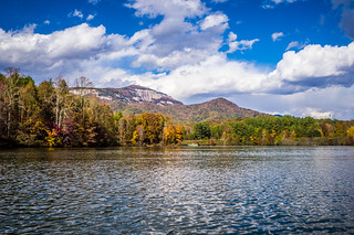 Lake Oolenoy and Table Rock